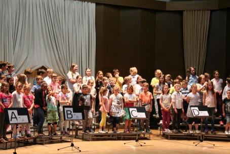 Kviz iz nauka o glasbi - učenci 2. razredov