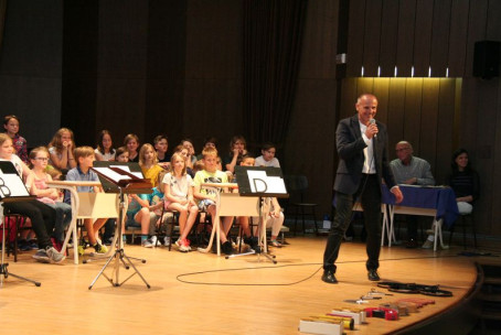 Kviz iz nauka o glasbi za učence 3. razreda
