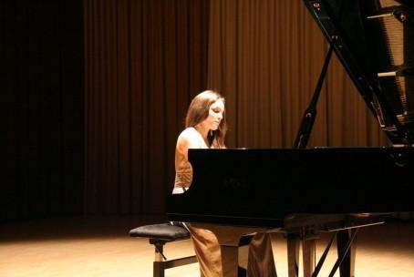 Lara Oprešnik, koncert iz cikla Pianissimo