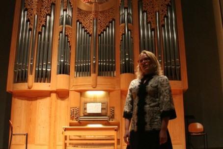 Orgelski koncert - Ljerka Očić (Zagreb)