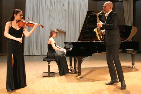 Trio KlaVis, abonma Klasika