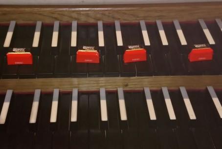 Koncertna maša za diplomate v izvedbi učencev in dijakov oddelka za orgle Glasbene šole Velenje, v frančiškanski Cerkvi Marijinega oznanjenja pri Tromostovju v Ljubljani