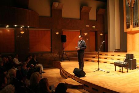 Mihael Hrustelj (kitara) - predstavitev novega CD-a