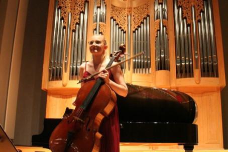 Koncert - Neža Verstovšek, violončelo in Lara Ramšak, klarinet