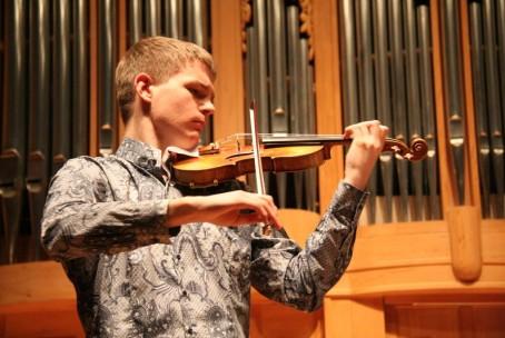 Recital - Nikola Pajanović, violina