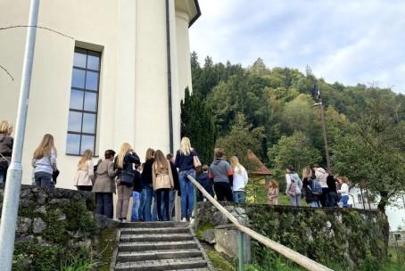 Orgelska ekskurzija po Šoštanju z okolico