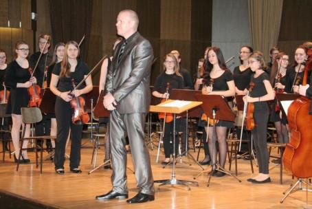 Koncert Simfoničnega orkestra Glasbene šole Velenje in Mladinskega orkestra BlueScope (Wollongong, Avstralija)