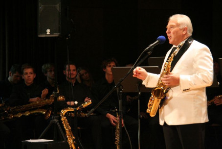 Oto Vrhovnik - saksofon, koncert