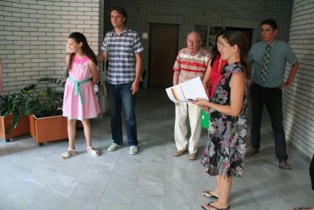 23. mednarodna poletna violinska šola prof. Igorja Ozima