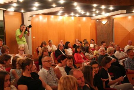 Zaključni koncert udeležencev 23. mednarodne poletne violinske šole prof. Igorja Ozima