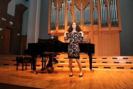 Letni koncert pevcev Glasbene šole Velenje