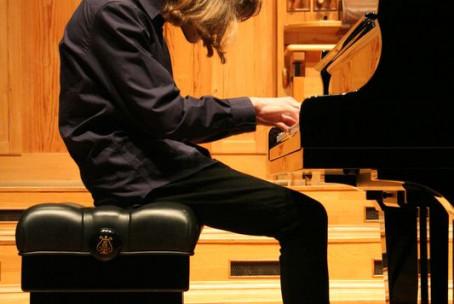 Koncert pianistov srednje stopnje Glasbene šole Velenje