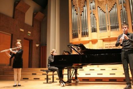 Koncert pihalcev Glasbene šole Velenje, 5. marec 2015