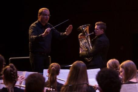 6. revija pihalnih orkestrov slovenskih glasbenih šol, Šentjur, 8. in 9. april 2016