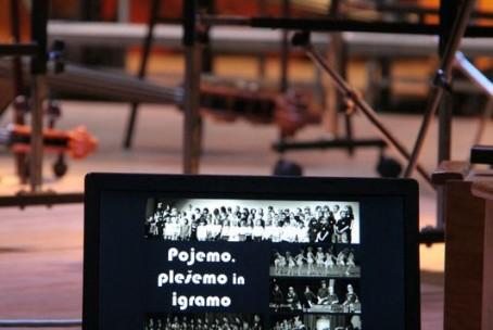 Pojemo, plešemo in igramo, nastop skupin Glasbene šole Velenje, 22. 6. 2015