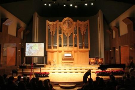 Orgelsko popotovanje po Evropi, koncert učencev in dijakov Glasbene šole Velenje