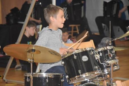 Predstavitev instrumentov na Osnovni šoli Šoštanj