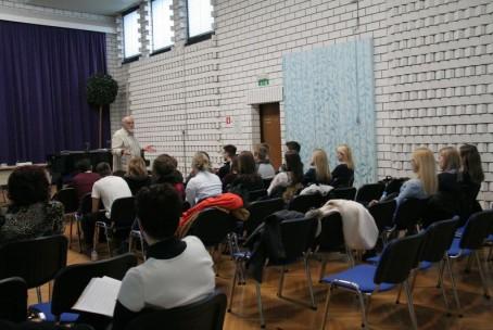 Seminar za solfeggio, prof. Oliver Oliver