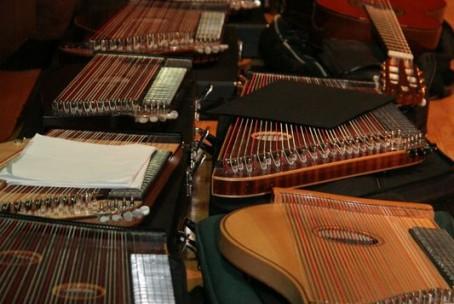 1. revija citrarskih orkestrov slovenskih glasbenih šol