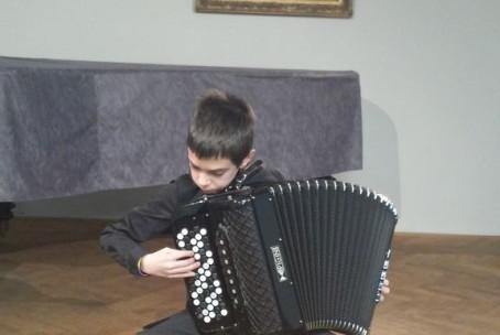Koncert učencev in dijakov Glasbene šole Velenje v Rojstni hiši Huga Wolfa v Slovenj Gradcu, 17. 3. 2015