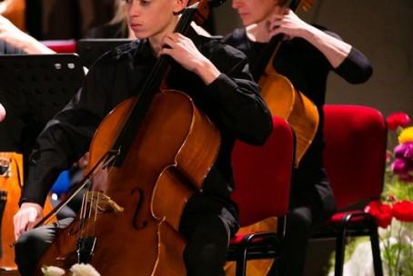 Simfonični orkester Glasbene šole Velenje v Nazarjah