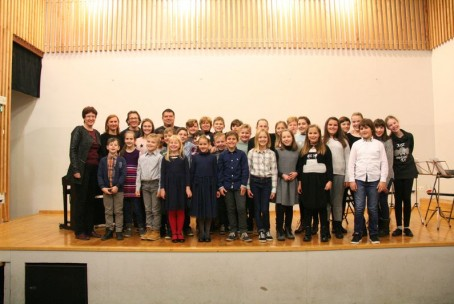 Nastop učencev Glasbene šole Velenje v Šmartnem ob Paki