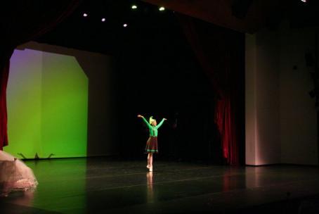 Sneguljčica in sedem palčkov, baletna predstava učencev Glasbene šole Velenje (Dom kulture Velenje)