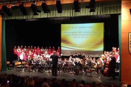 Praznični koncert oddelka Šoštanj, Kulturni dom Šoštanj