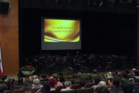 Praznični koncert učencev oddelka Šoštanj z gosti