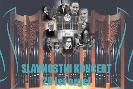 Spomin na rojevanje Velenjske kraljice, koncert ob 20-letnici orgel v Glasbeni šoli Velenje