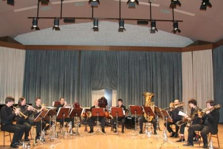 Trobilni ansambel Slovenske filharmonije (TASF) - abonma Klasika, 5. koncert, 10. 2. 2015