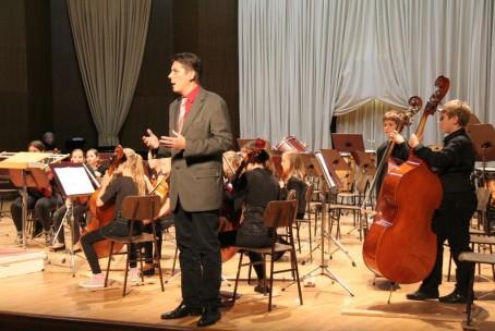 Zaključni koncert tedna orkestrov Glasbene šole Velenje
