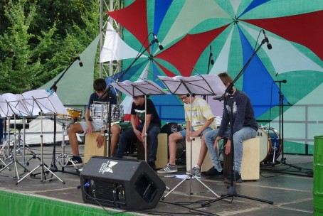 32. Pikin festival - Nastop tolkalnih skupin Glasbene šole Velenje