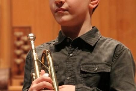 Koncert trobilcev Glasbene šole Velenje, 28. 1. 2016
