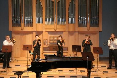 Koncert trobilcev Glasbene šole Velenje, 29. januar 2015
