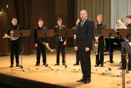 Tromboniada, 21. koncert dijakov in študentov pozavne