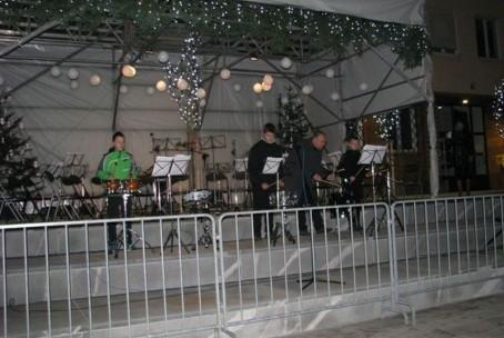 Veseli december v Šoštanju - nastop mladinskega pihalnega orkestra in komornih skupin