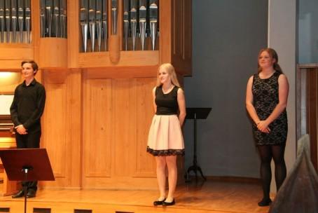 Koncert dijakov vzporednega izobraževanja Glasbene šole Velenje