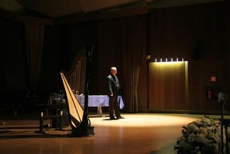 4. mednarodno tekmovanje Društva harfistov Slovenije - podelitev plaket in priznanj, 4. tekmovalni dan (kategoriji A in F)