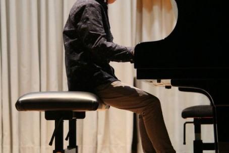 Zaključni koncert udeležencev klavirskega seminarja - mentorica Julia Gubajdullina