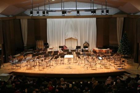 Zimski tris, tradicionalni koncert treh pihalnih orkestrov Glasbene šole Velenje