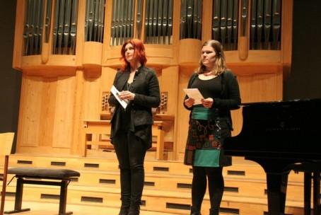 Zvoki klasične kitare, koncert učencev in dijakov kitare, 6. februar 2015