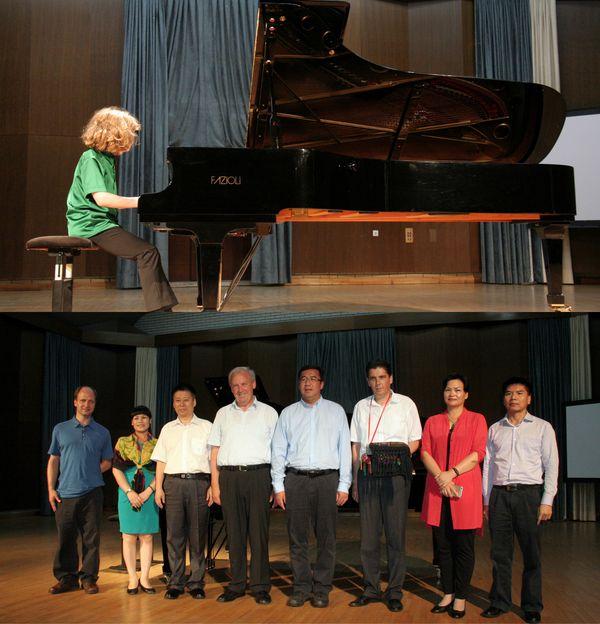 Obisk delegacije iz kitajskega mesta Baise