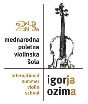 Poletna violinska šola prof. Igorja Ozima se začenja / Summer violin school of prof. Igor Ozim begins