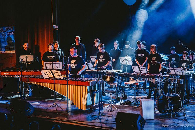 Tolkalna skupina Rhythm Factory na 13. Bumfestu