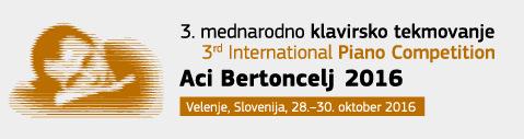 3. mednarodno klavirsko tekmovanje Aci Bertoncelj 2016 se približuje