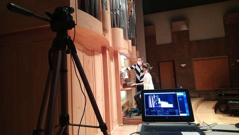 17. mednarodna orgelska šola