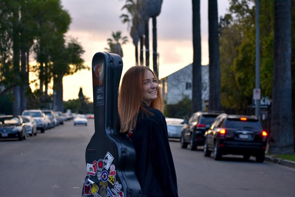 Glasbeni klic v LA