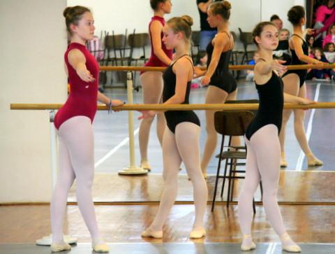 Baletni oddelek Glasbene šole Velenje - sprememba urnika (28. 3. - 3. 4.)