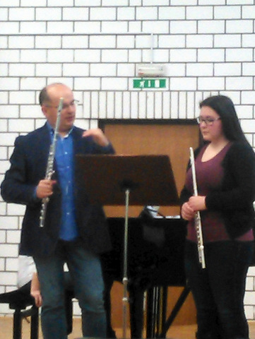 Seminar za flavto, 16. januar 2016